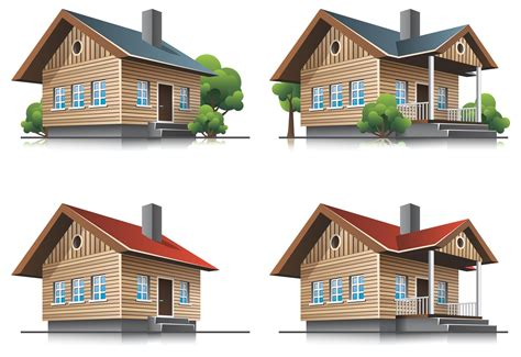 3d House Png Images Vector Icon Template Clipart Free Download