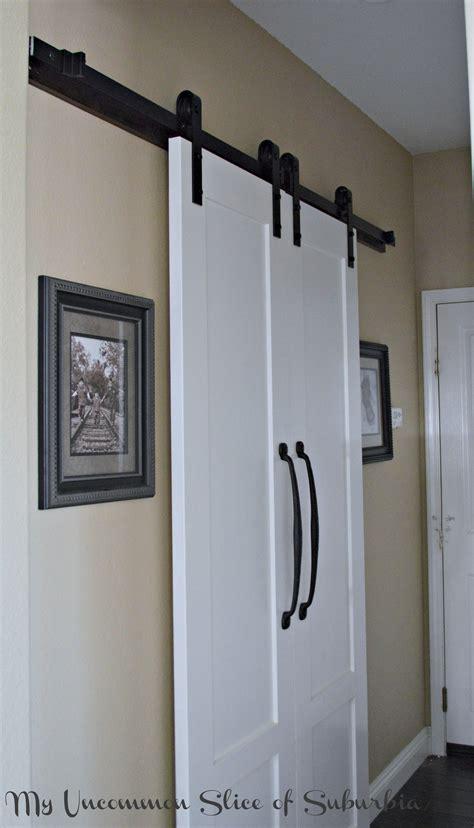 laundry room doors barn doors for the laundry room