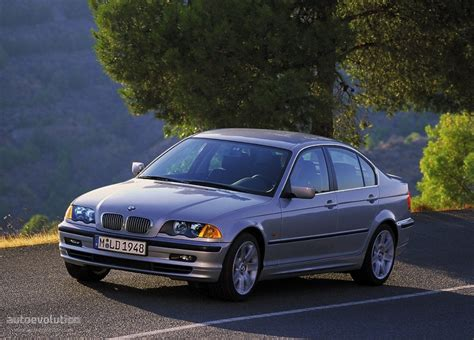 Bmw 3 Series (e46) Specs & Photos  1998, 1999, 2000, 2001