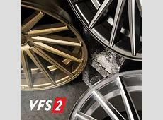 **World Premier** Vossen VF Series Concave Flow Forged