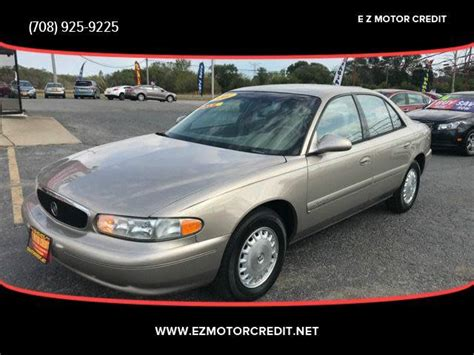 2001 Buick Century Transmission by Buick Century For Sale Used Cars On Buysellsearch