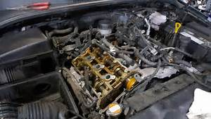 Valve Cover Gasket Replacement 2002