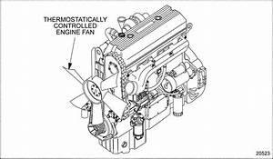 Series 60 Engine Cooling Fan