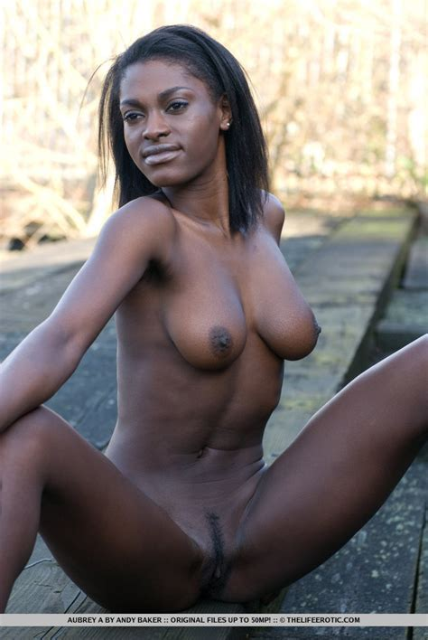 Pinkfineart Aubrey Irresistible Ebony From The Life Erotic