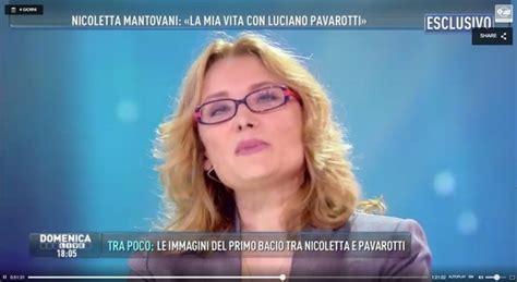 Cura Sclerosi Multipla Nicoletta Mantovani La Vedova Di Pavarotti In Tv Quot Guarita Dalla Sclerosi Quot La