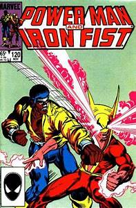 Power Man and Iron Fist (Volume) - Comic Vine