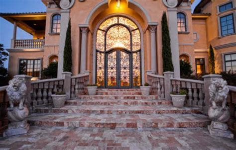 Mediterranean Mansion In Frisco, TX   Homes of the Rich