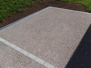Dosage Beton Terrasse : terrasse en b ton d sactiv ~ Premium-room.com Idées de Décoration