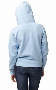 Women's Zip Hoodie Sweatshirt - Klothwork