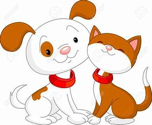 Pets clipart simple cat - Pencil and in color pets clipart ...