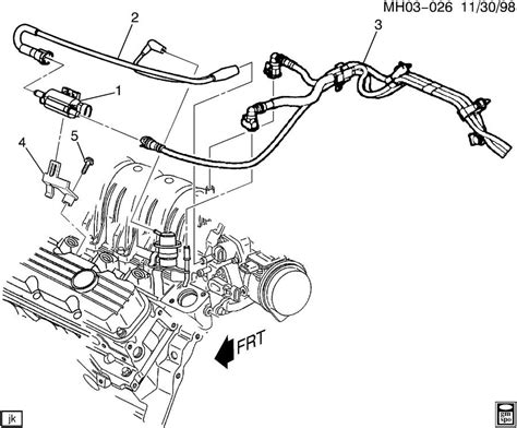 Acdelco Buick Lesabre Wiring Diagram by 2001 Buick Lesabre Vapor Canister Related Parts