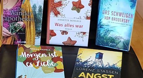 neue romane 2017 neue romane ab montag den 20 11 2017 stadtteilb 252 cherei st clemens