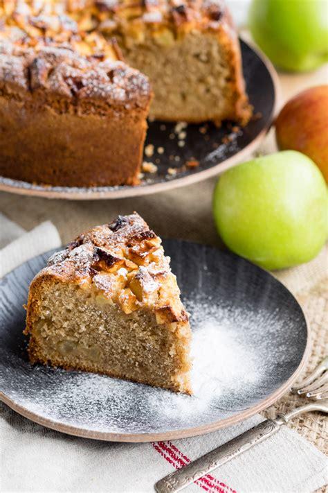 dorset apple cake  worktop
