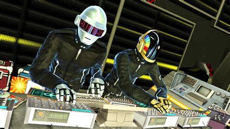 Daft Punk - Dj Hero 2 (game) HD desktop wallpaper ...