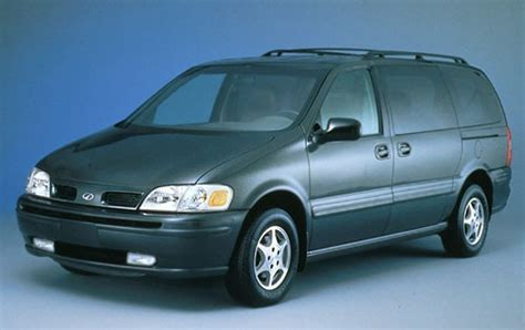 Used 1998 Oldsmobile Silhouette Minivan Pricing & Features