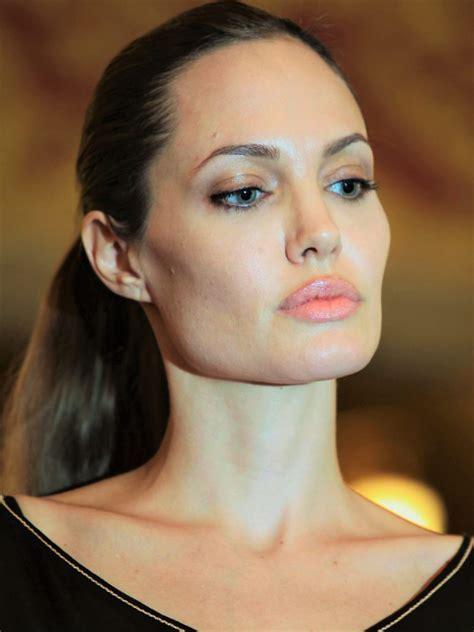 Angelina Jolie Hairstyle Image   HairstylesMill