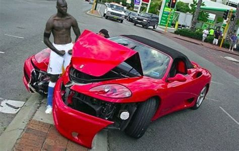 fake ferrari funny hilariously edited pictures of mario balotelli 59 pics