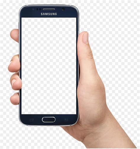 iphone  smartphone icon hand holding smartphone