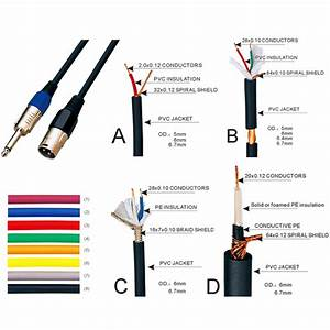 China Microphone Link Cables  Xlr Microphone Cable