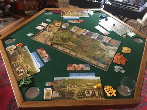 Via reddit, this is why i'm broke. Ultimate Catan Gaming Table Doubles As Amazing All-Game Table   Kotaku Australia