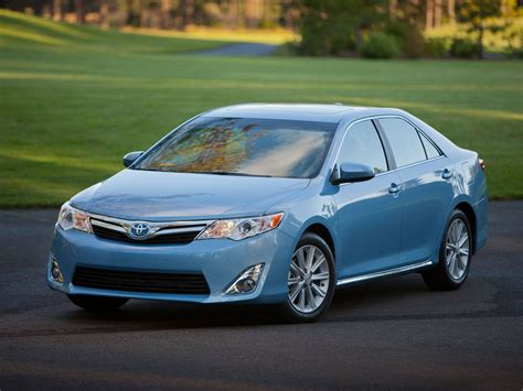 Toyota Camry Hybrid Picture by 2012 Toyota Camry Hybrid Car Insurance Information