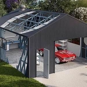 Carport Und Garage : steel garages the shed company ~ Indierocktalk.com Haus und Dekorationen