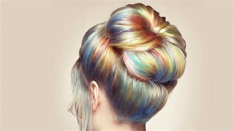 How To Get Tie Dye Hair For Summer Loréal Paris