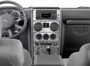 Warrior Products Dash Panel Overlay For 07
