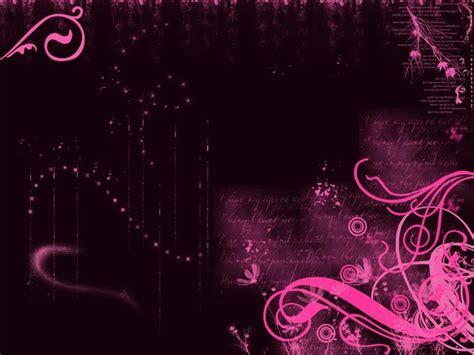 Black And Pink Background Pink And Black Wallpaper 20 Background Hdblackwallpaper