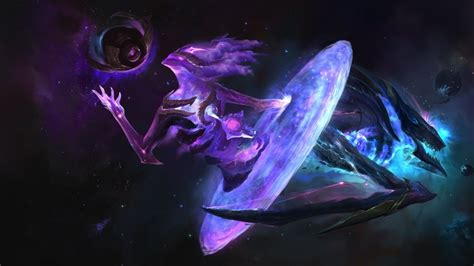 dark star login screen league  legends wallpaper