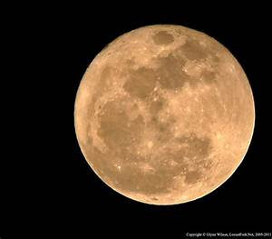 Full Moon Revolves Closest to Earth in 18 YearsThe Locust ...