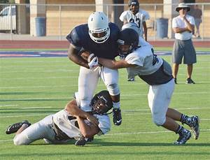 Mustangs look impressive in new offense.   The ...
