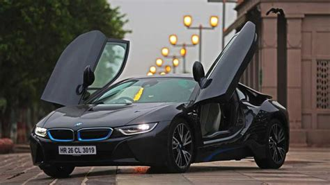 BMW i8 Road Test Review| price| specification | Motown India