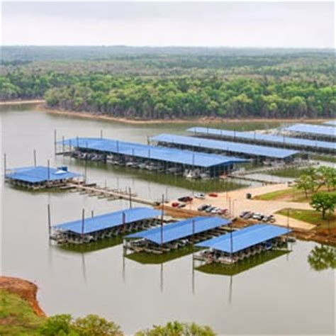 Boat Storage Lake Texoma by Texoma Marina And Resort Lake Texoma