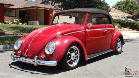 1961 Beetle Convertible
