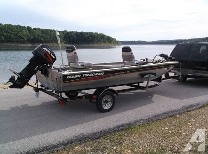 Used Bass Boat For Sale Dallas Tx by 2005 Bass Tracker Panfish 16 For Sale In Dallas
