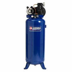 Campbell Hausfeld 60 Gal  Electric Air Compressor