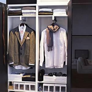 Petite Penderie Ikea : dressing ikea armoires meubles et astuces pour organiser son rangement combinaison besta ~ Teatrodelosmanantiales.com Idées de Décoration