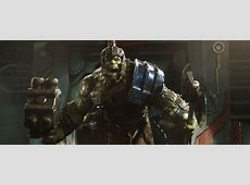 Screenshots Of Hulk, Surtur, Hela & More From Thor