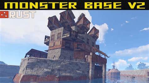 rust base monster