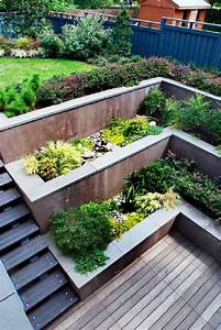 Pflanzen Zur Hangbefestigung : jardin en pente 33 id es d 39 am nagement v g tal ~ Frokenaadalensverden.com Haus und Dekorationen