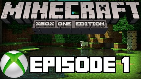 Beating Minecraft Xbox One Edition Ep. 1 - Doctor Who ...