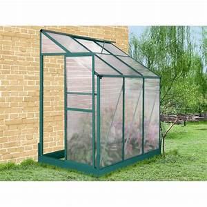 Serre En Polycarbonate Ou En Verre : une serre pour prot ger et cultiver des plantes exotiques ~ Premium-room.com Idées de Décoration