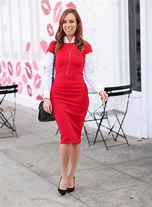 Valentineu0026#39;s Day to Night in a Little Red Dress | Romance
