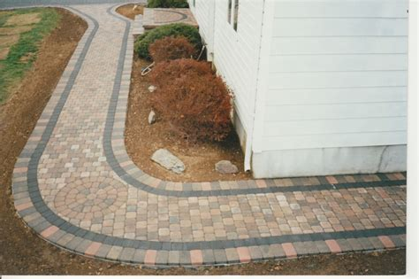 paver walkway pictures concrete paver walkway what you need to know concrete pavers guide