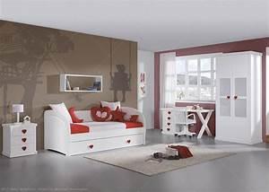 Bureau Chambre Fille : chambre fille design et de qualit volutive chez ksl living ~ Teatrodelosmanantiales.com Idées de Décoration