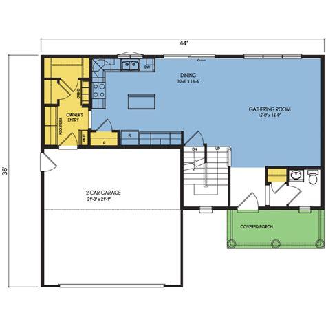 Wausau Homes House Plans by Denali Home Floor Plan Wausau Homes