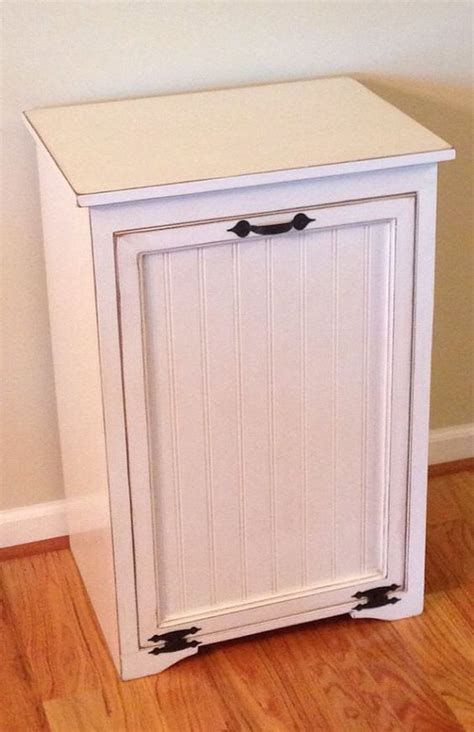 trash can storage cabinet trash can cabinet cabinets and pet food storage on pinterest