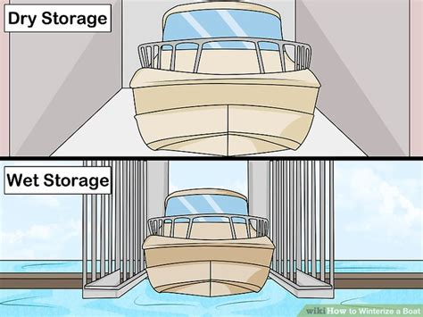 Boat Winterization by 3 Ways To Winterize A Boat Wikihow