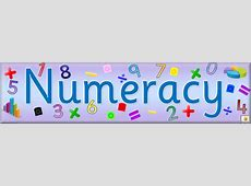 Numeracy Bonaly Primary School